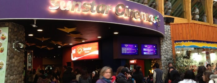 Sunstar Cinemas is one of Cines de la Argentina.
