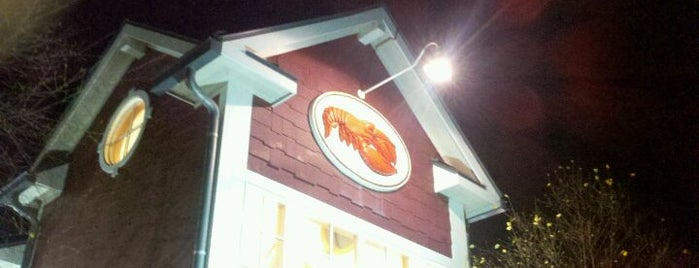 Red Lobster is one of Lugares favoritos de Latonia.