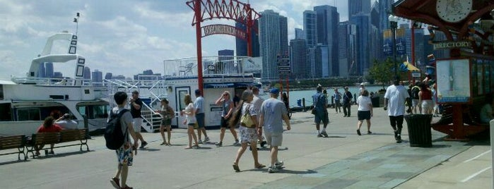 Navy Pier is one of Must Do - Chicago.