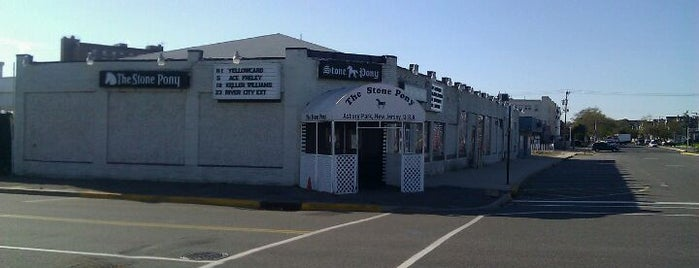 The Stone Pony is one of Music Venues We Love.