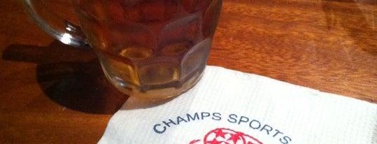 Champs Sports is one of Homeless Bill: сохраненные места.