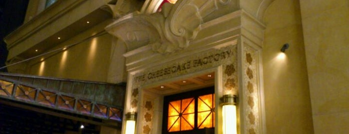 The Cheesecake Factory is one of Oahu: The Gathering Place.