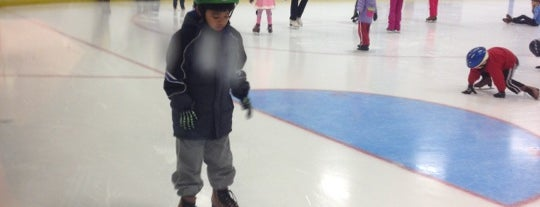 Rockville Ice Arena is one of Top picks for Skating Rinks.