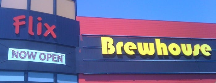 Flix Brewhouse is one of Austin Entertainment.
