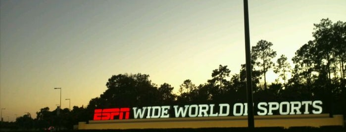 ESPN Wide World of Sports Complex is one of Disney Sightseeing: Other Magic.
