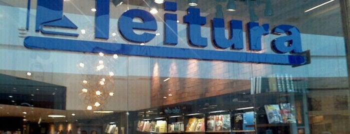 Livraria Leitura is one of Ellen : понравившиеся места.