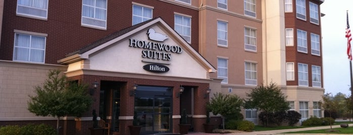 Homewood Suites is one of Good hotels!.