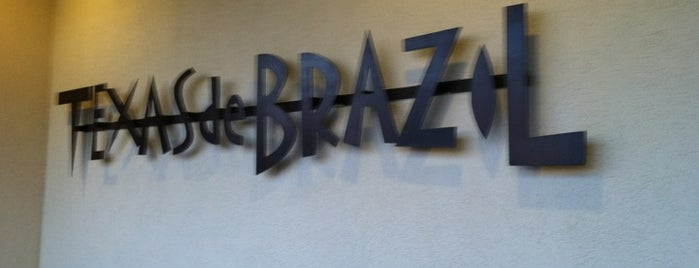 Texas de Brazil is one of Dicas de Orlando..