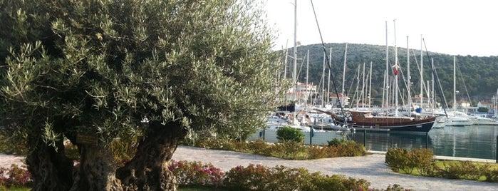 Çeşme Marina is one of Alaçatı - Çeşme.