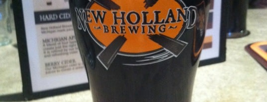 New Holland Brewing Company is one of Best US Breweries--Brewery Bucket List.