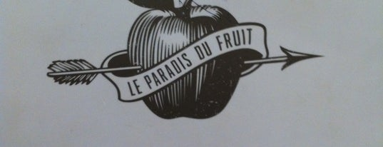 Le Paradis du Fruit is one of Restos 2.