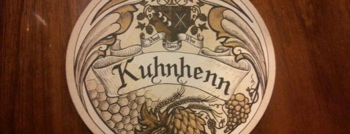 Kuhnhenn Brewing Co. is one of Best US Breweries--Brewery Bucket List.