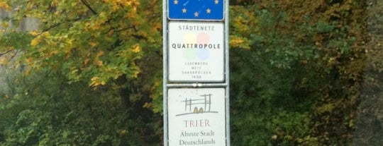 Trier is one of 100 обекта - Германия.