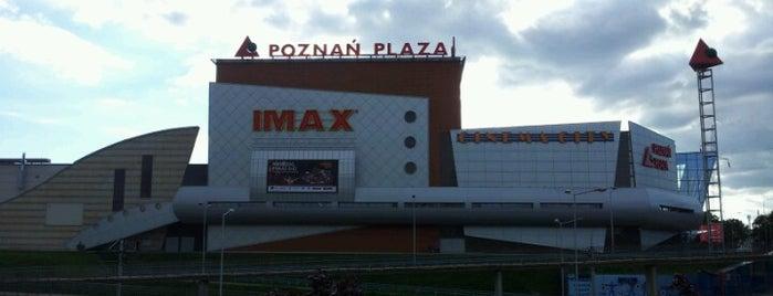 Poznań Plaza is one of Tuğberkさんのお気に入りスポット.