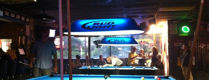 H. Cue's Upstairs Pool Room is one of Nashville!.