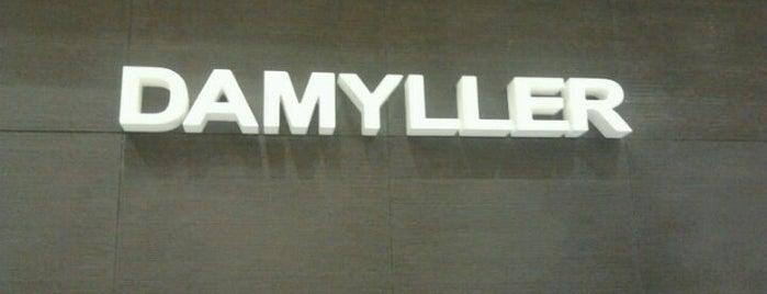 Damyller is one of Tempat yang Disukai Bruno.