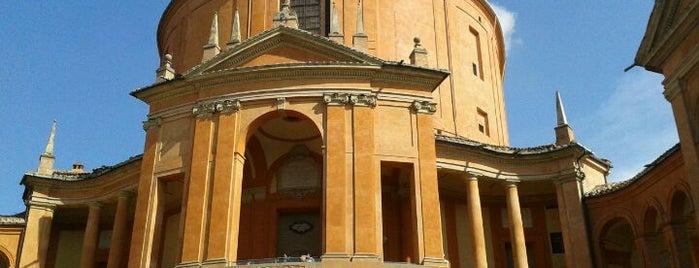 Santuario della Beata Vergine di San Luca is one of Bologna travel tips.