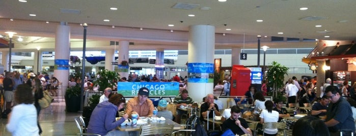 Chicago Midway International Airport (MDW) is one of International Airport Lists (2).