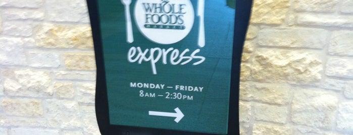 Whole Foods Market is one of Sam 님이 좋아한 장소.