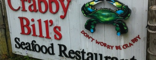Crabby Bill's St. Cloud is one of Lugares favoritos de Diana.