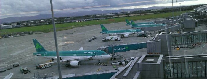 Aeroporto de Dublin (DUB) is one of Airports in Europe, Africa and Middle East.