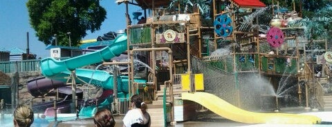 Wild Waves Theme & Water Park is one of Been Here.