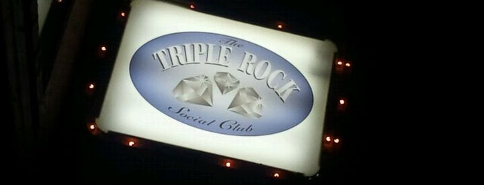 Triple Rock Social Club is one of Minneapolis & St Paul Music & Event Venues.