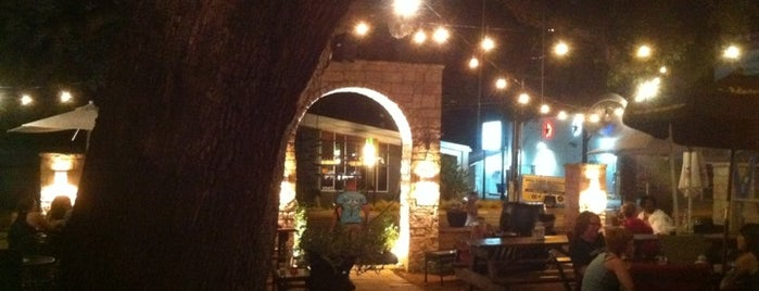 Opa! Coffee & Wine Bar is one of Best of Austin/San Antonio.