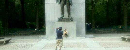 Theodore Roosevelt Island is one of ♡DC.