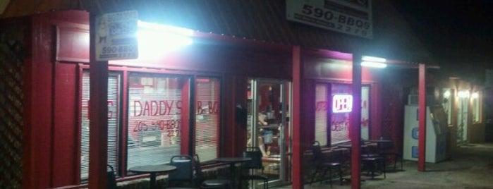Big Daddy's Bar-B-Q is one of TBC Food Spots.