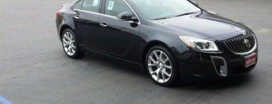 Marvin K Brown Cadillac Saab is one of Posti che sono piaciuti a D..