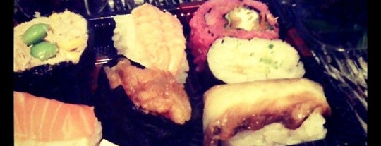 Sushi N is one of Wimbledon Good Food Guide.