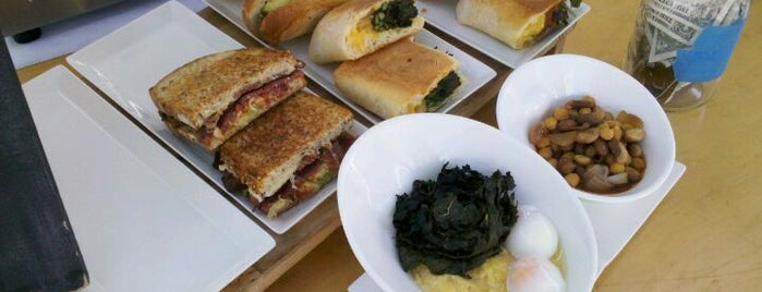 Bean & Thyme is one of LA to go.