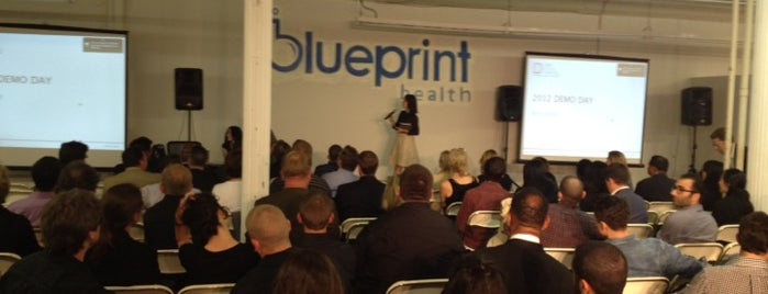 Blueprint Health is one of Silicon Alley, NYC.