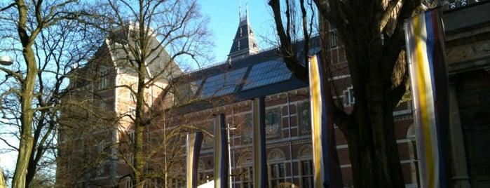 Rijksmuseum is one of Amsterdam - STA Travel Expert Trip.