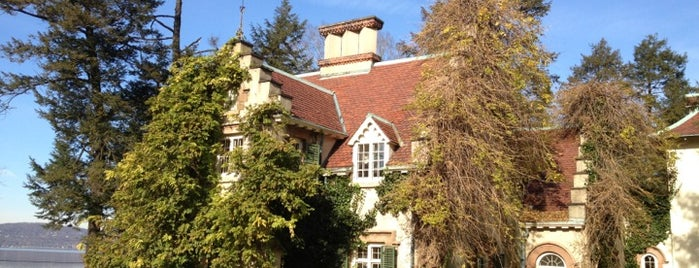 Sunnyside: Home of Washington Irving is one of Very Very Frightening.