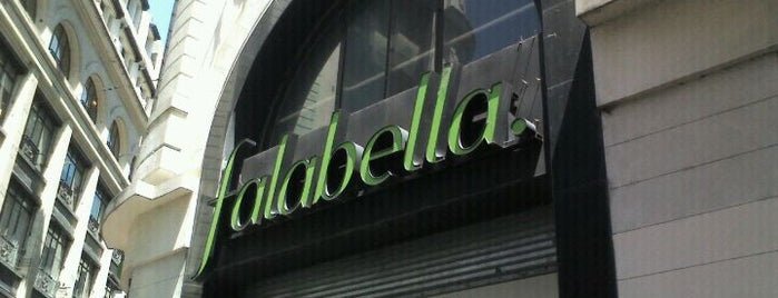 Falabella is one of Maru 님이 좋아한 장소.