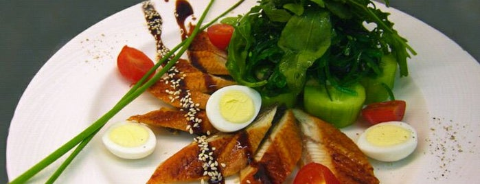 "Арт-ресторан ""Шляпа"" is one of Бизнес ланчи Киева. Business lunch. Kyiv."