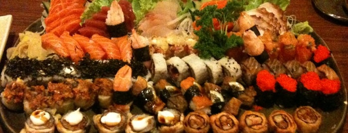 Koban Sushi is one of Restaurantes SP.