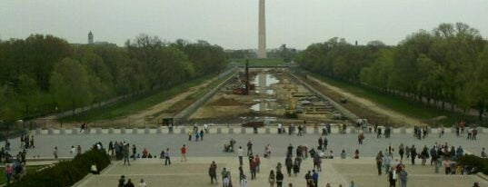 Lincoln Memorial Reflecting Pool is one of Guide to Washington's best spots.