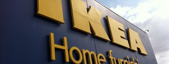 IKEA is one of Tampa Bay.