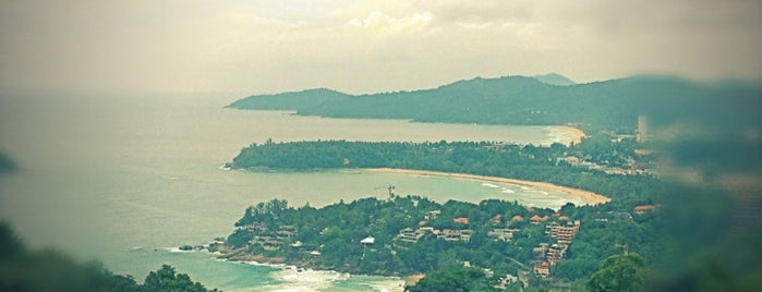 Karon View Point is one of My TripS :).