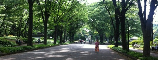 Komazawa Olympic Park Jogging Course is one of Tempat yang Disukai nokoribi365.