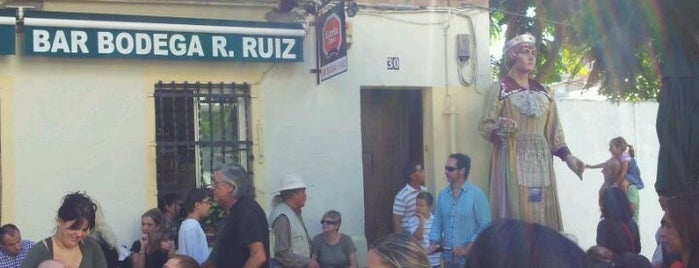 Bodega R.Ruiz is one of In Memoriam.