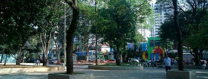 Praça Nossa Sra. do Bom Parto is one of Rodrigo 님이 좋아한 장소.