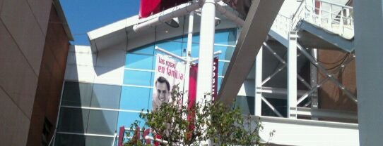 C.C. Las Rosas is one of Must-visit Malls in Madrid.