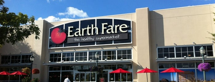 Earth Fare is one of Kentucky Y'all.