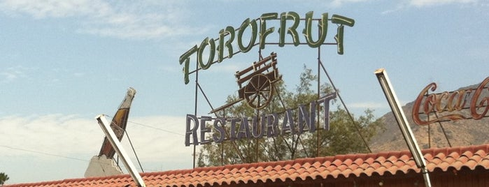 Restaurant Toro Frut is one of Ramónさんの保存済みスポット.