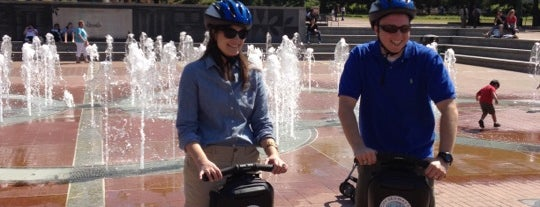City Segway Tours is one of Event Venues: ASAE 2013.