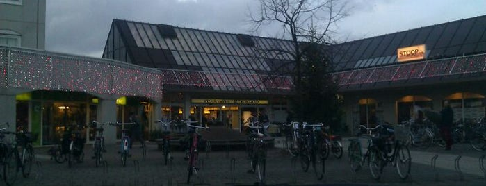 Winkelcentrum Zijdelwaard is one of Kevinさんのお気に入りスポット.
